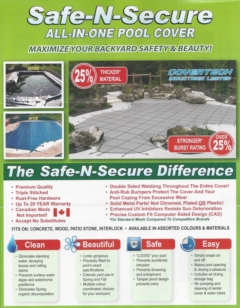 Secure Cover Brochure Page 1