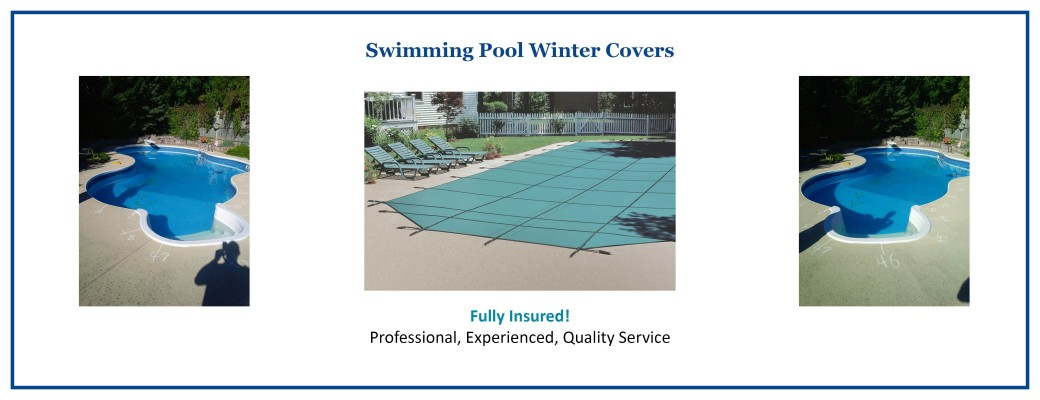 Swimming Pool Winter Covers